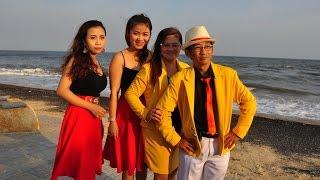 Ban nhạc Flamenco Tumbadora Biểu diễn tại Bãi Biển Viên Ngọc Xanh Blue Saphire Resort Vũng Tàu