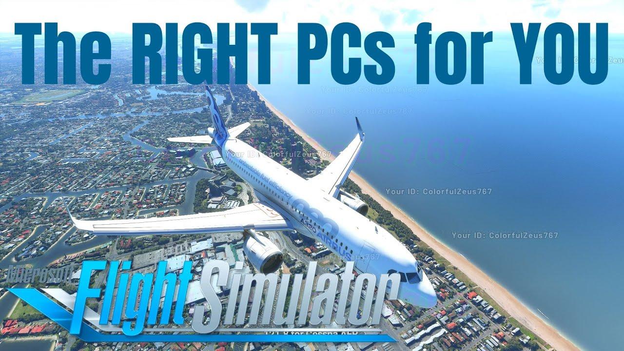 #Microsoft Flight Simulator 2020   Guide to buying the ...