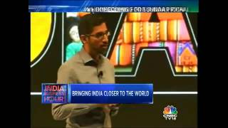Google Betting On The India Story