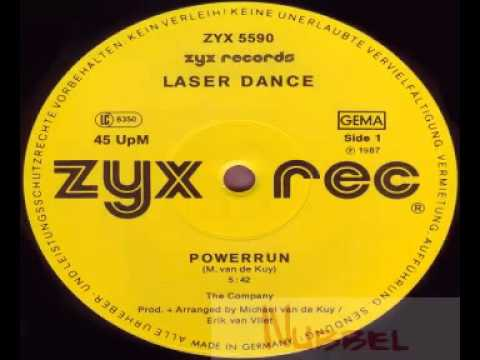 Laserdance - Power Run (Remixes)