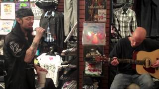 Sanguine Addiction - Find My Way (Acoustic at Hot Topic)