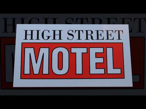 High Street Motel - Echuca presented by Peter Bellingham Photography