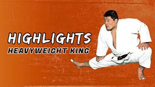 Legends of Judo: Yasuhiro Yamashita (Epic highlights)