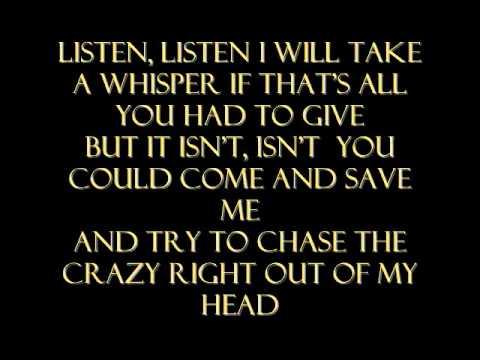 Jason Walker - Echo with Lyrics