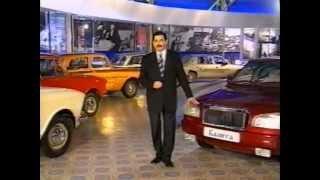Рекламный ролик АО Москвич (2000г.)
