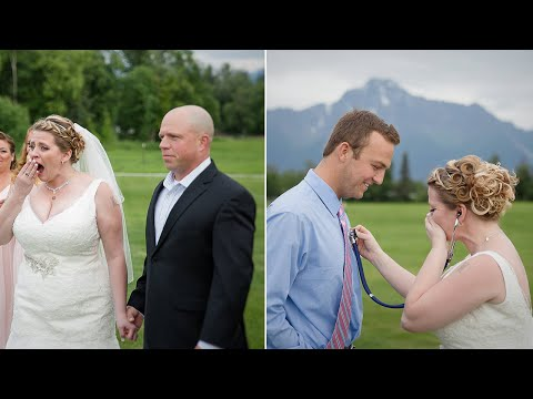 Thumbnail: Bride Gets Surprise Guest On Big Day: The Recipient of Her Son's Heart