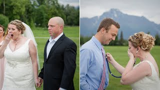 Bride Gets Surprise Guest On Big Day: The Recipient of Her Son