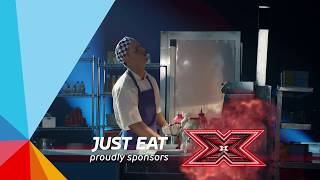 Just Eat and The X Factor | Shaun Hamilton