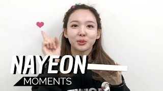 TWICE NAYEON Moments to cheer up your soul