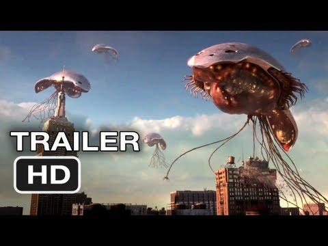 Men In Black 3 3D Official Trailer #2 - Will Smith, Tommy Lee Jones Movie (2012) HD