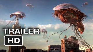 Men In Black 3 3D Official Trailer #2 - Will Smith, Tommy Lee Jones Movie (2012) HD