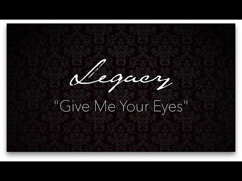Give Me Your Eyes  Brandon Heath Acappella   Legacy Lyric