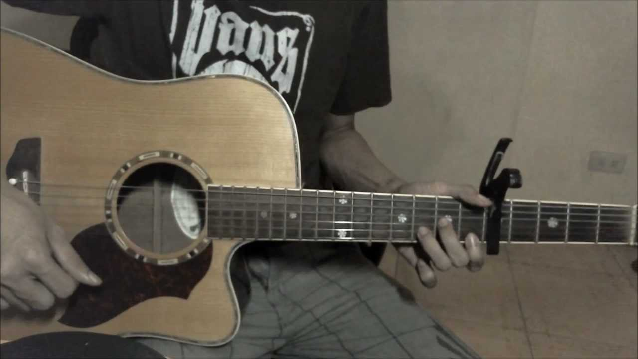 Set Fire To The Rain Chords Adele Chordsworld Hd Guitar