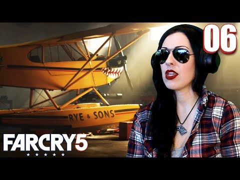 FAR CRY 5 Walkthrough Part 6 - Female Pilot