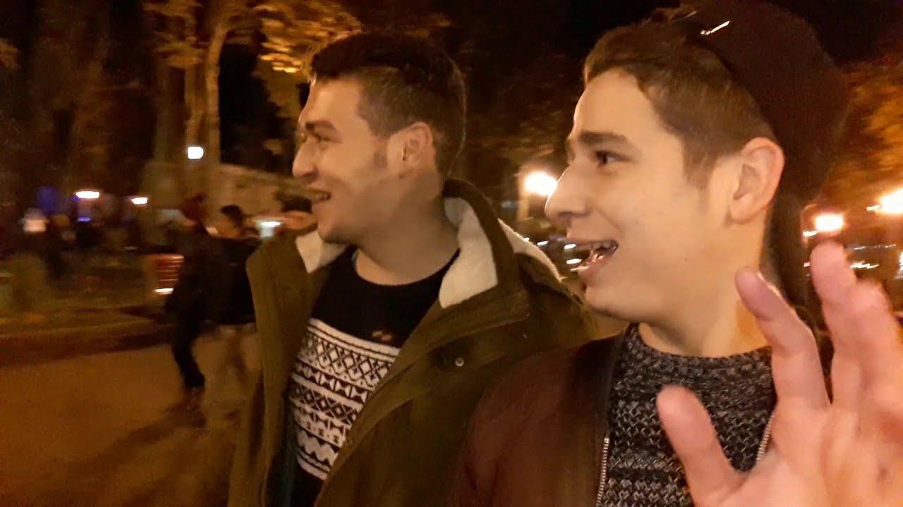 اجواء جد خطيرة مغربي مطلعها على تيتيز و كنبوسهم هههه روسيات كيعجبوهم المغاربة