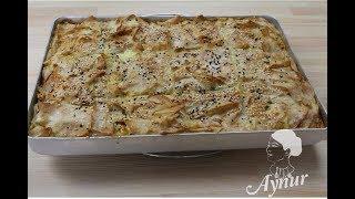 Antalyanin Sütlü Serpme böreği Nasil Yapilir I Serpme börek tarifi I Börek rezept mit Yufka