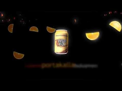 Mezzo Mix - Hem Portakal Hem Cola
