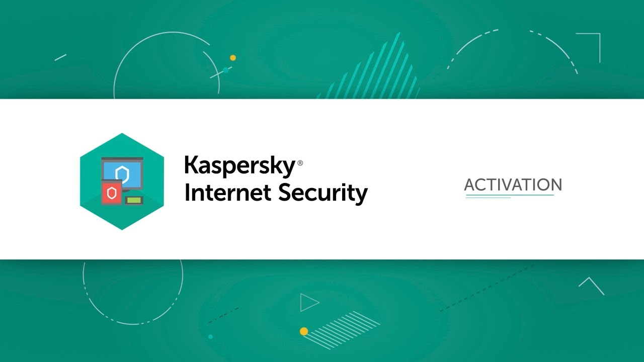 How to activate Kaspersky Internet Security 19