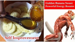 Perfect Beauty - How To Make Your Banana More Stronger with Banana Sweet at Home