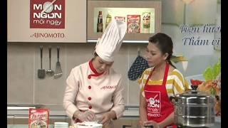 Hướng Dẫn Nấu Ăn Cách Nấu Món Chả Đùm - Món Ngon Mỗi Ngày HTV7