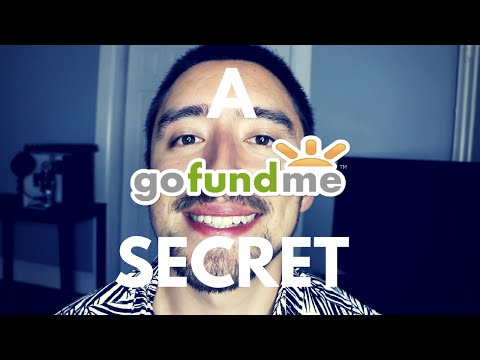 Sharing a GoFundMe Crowdfunding Secret!