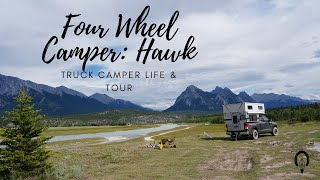 Truck Camper Life, Four Wheel Camper Hawk