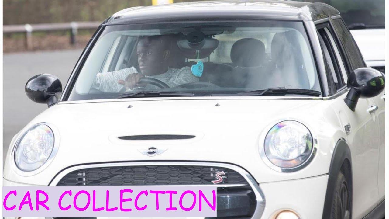 N'golo kante car collection - YouTube