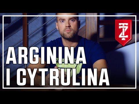 ARGININA i CYTRULINA – Pompa mięśniowa, Ciekawostki, Stosowanie  – Jakub Mauricz (Zapytaj Trenera)