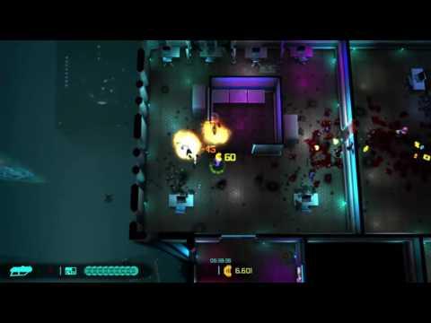 Neon Chrome Explosive Assassin |