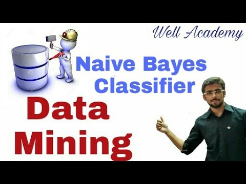 Data Mining Lecture -- Bayesian Classification | Naive Bayes Classifier | Solved Example (Eng-Hindi)