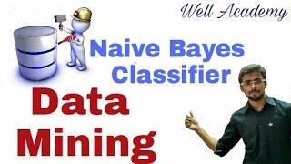 Data Mining Lecture -- Bayesian Classification | Naive Bayes Classifier | Solved Example (Eng-Hindi) thumbnail