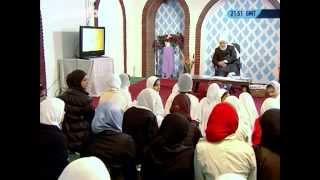 Gulshan e Waqfe Nau Nasirat Lajna Holland, 19 May 2012