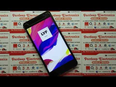 Lyf Wind 1 LS-5010 Google Account reset Bypass FRP without any Box