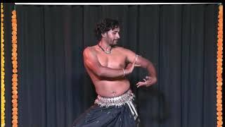 Baithak 4- Odissi Mangalacharan by Sanatan Chakravarty