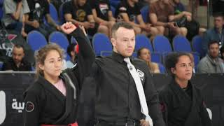 Abu Dhabi Grand Slam Moscow Highlights - Black Belts