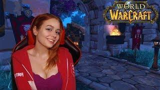 Обзор игры World of Warcraft Classic маг 40 лвл+ Пламегор За Орду