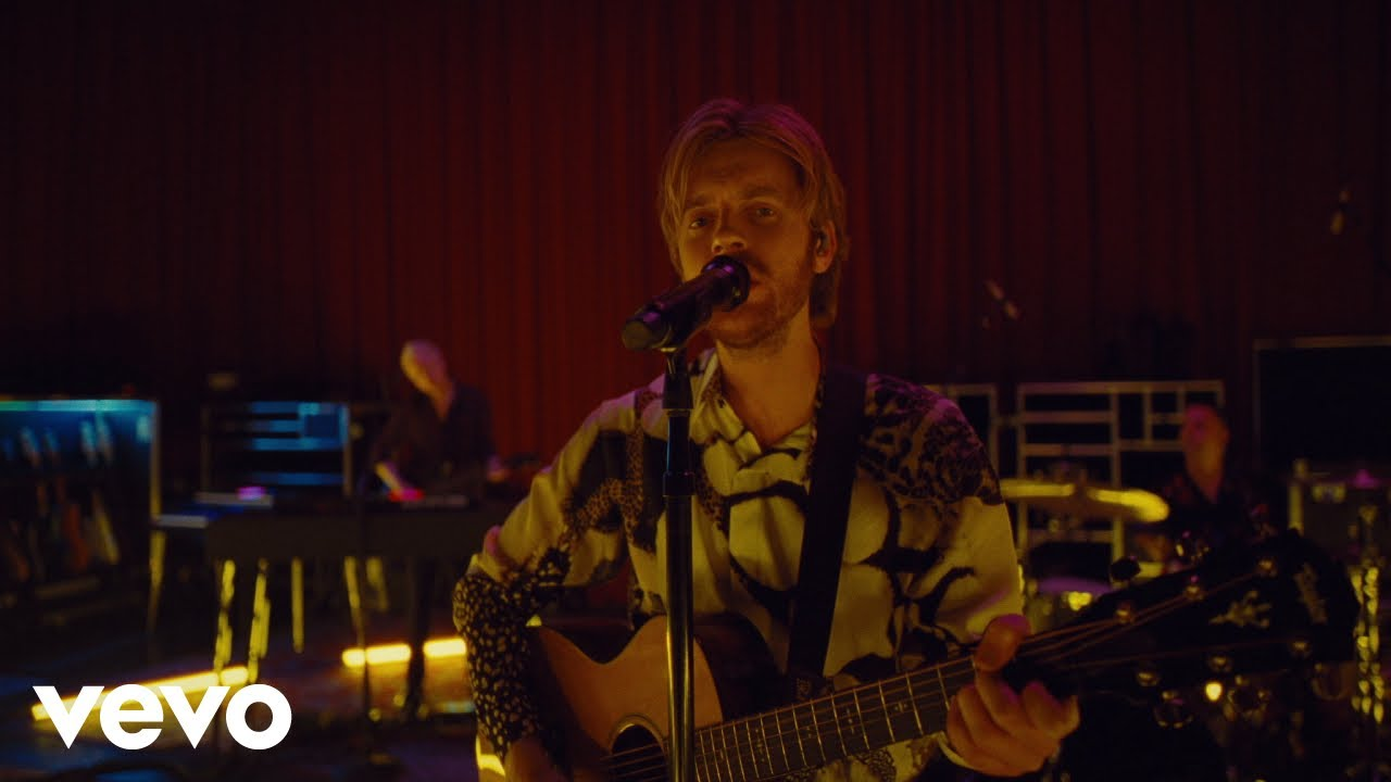 FINNEAS - A Concert Six Months From Now (Performance Video)