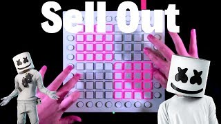 Sell Out by Marshmello and SVDDEN DEATH // Launchpad Performance // Hgruler