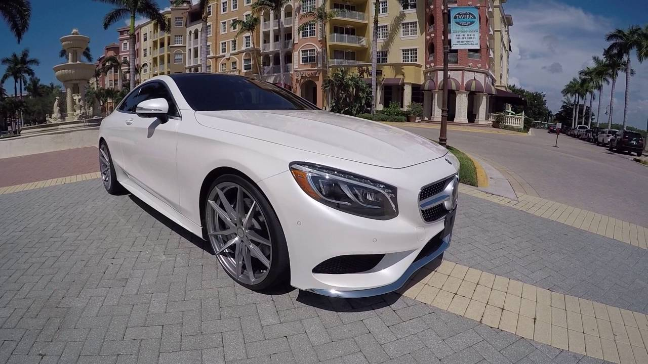 2016 mercedes s550 coupe for sale amg sport youtube. Black Bedroom Furniture Sets. Home Design Ideas