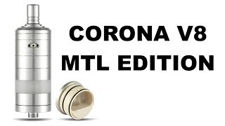Corona V8 MTL Edition by Steampipes