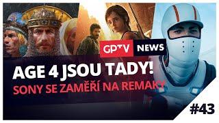 Age of Empires IV je tu a velké plány Sony! | GPTV News #43