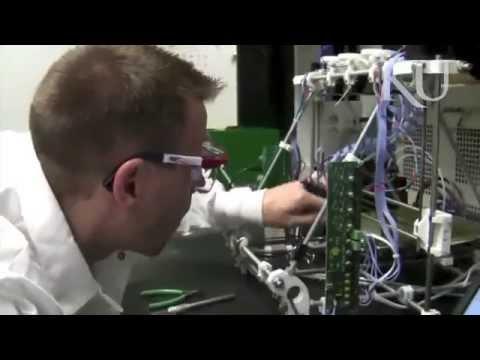 KU School of Engineering 3D Printing in Bioengineering
