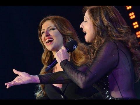 Helena Paparizou & Vicky Leandros - Apres Toi / Mono Esi (Eurovision Greek Final 2013)