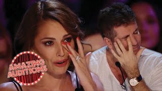 Top 3 Emotional Auditions From X Factor That Will Make You CRY   Amazing Auditions