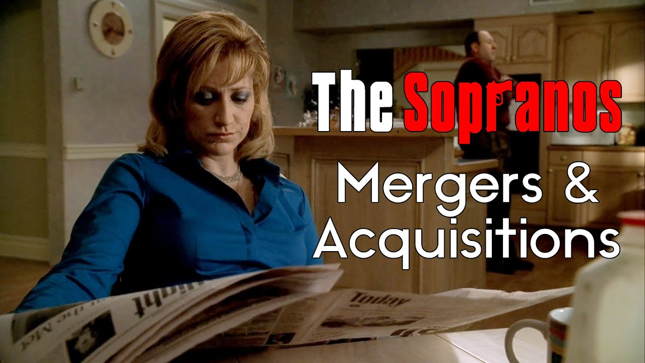 """Download The Sopranos: """"Mergers and Acquisitions"""""""