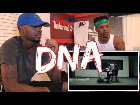 Kendrick Lamar  DNA  REACTION