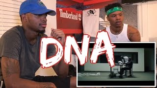 Kendrick Lamar - DNA. - REACTION (Video)