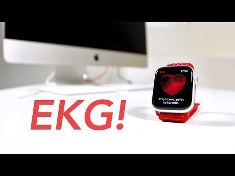 ❤️ EKG dla Apple Watch z Polski! 🌈 Tęczowe cyferblaty. watchOS 5.2.1