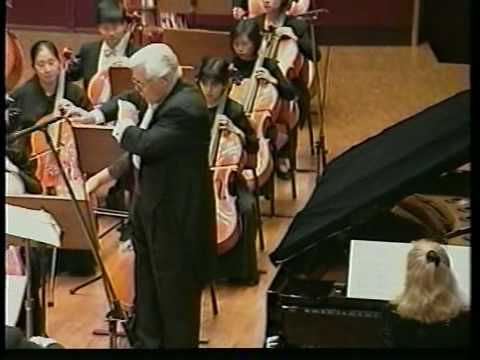 Healey Willan Piano Concerto by Christina Petrowska Quilico and the Taipei Symphony