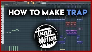 How to make a Trap Drop in FL Studio + Free Sample Pack
